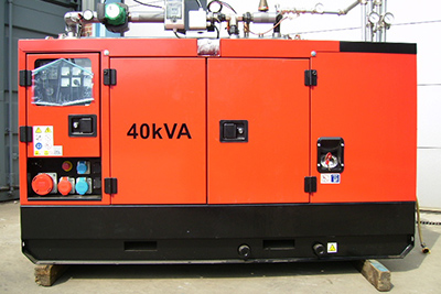 Bouw WKK-units A.E.H. Power
